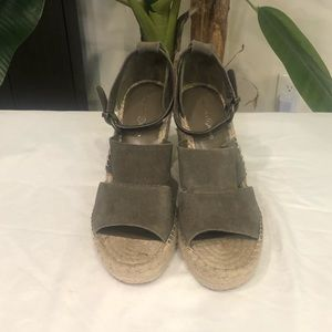 Treasure & Bond Shoes - NWOT Treasure & Bond Sannibel Wedge Sandals